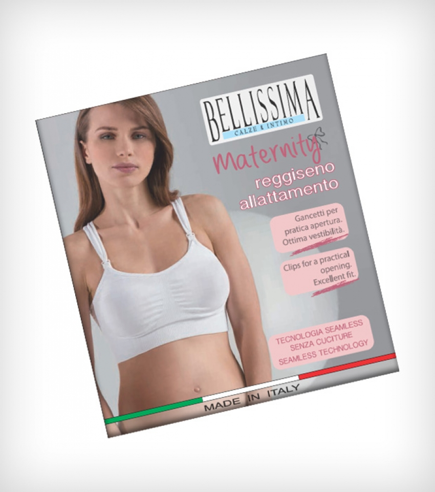 Bellissima Seamless Nursing Bra