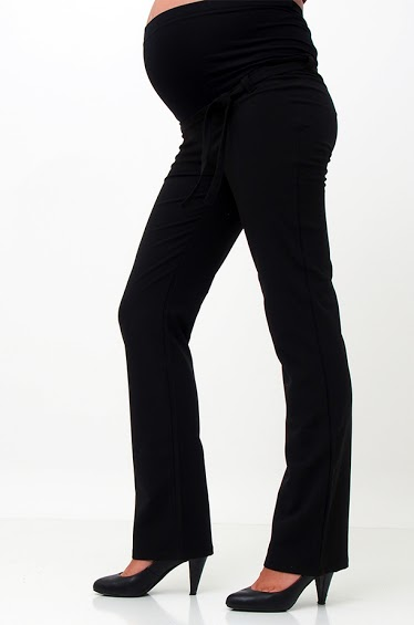 Maternity Pants Straight Leg