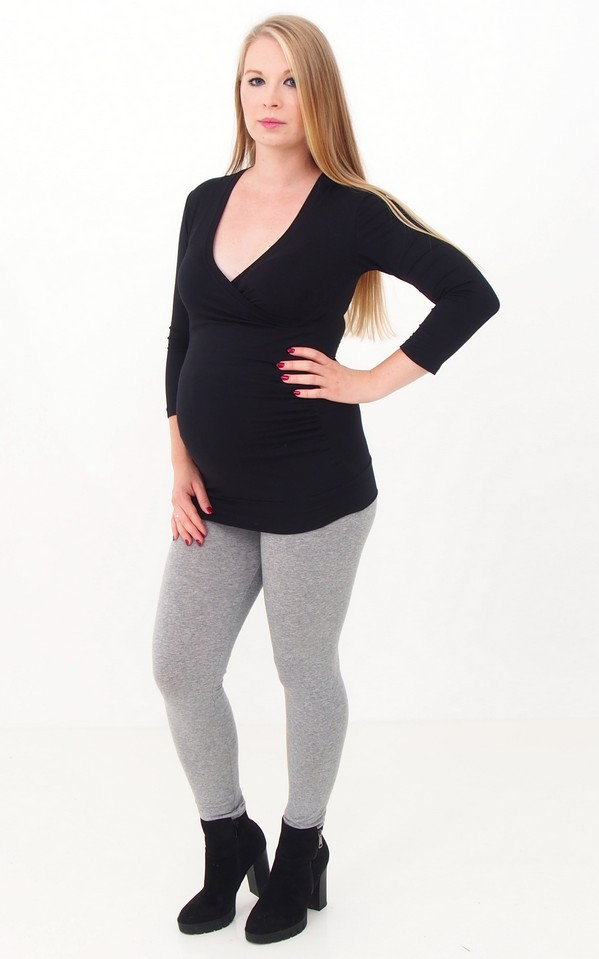 Over Bump Maternity Leggings